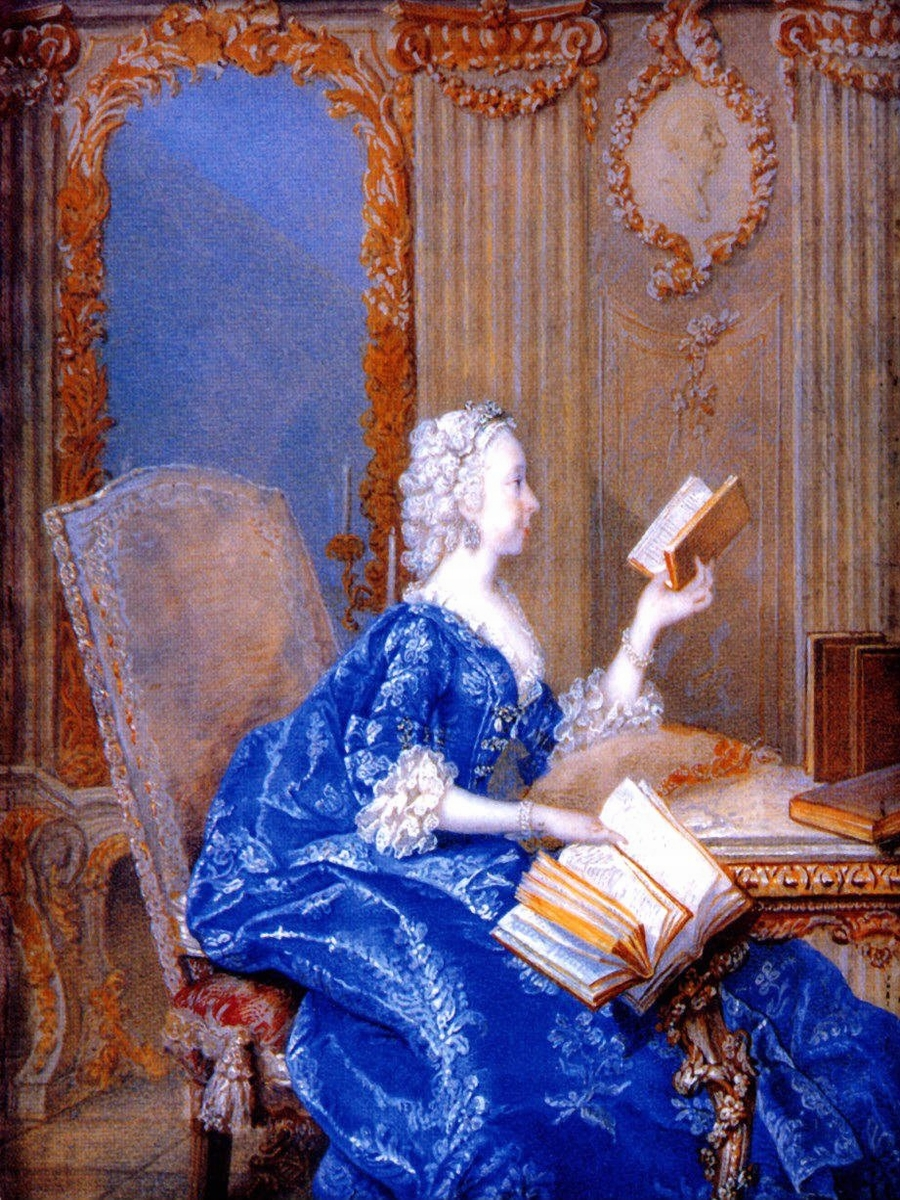 1732 Luise Dorothée