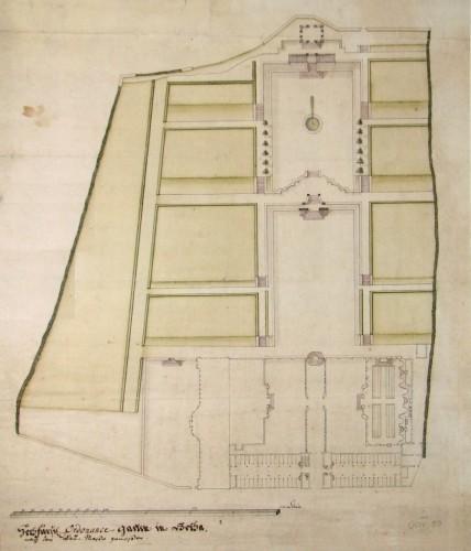 Ordonanzgarten 1735
