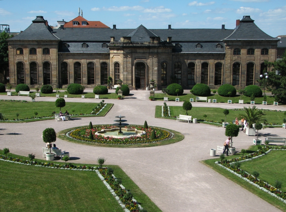 """Nach fast sechseinhalb Jahrzehnten endete 2014 die Geschichte der Stadtbibliothek im """"Orangenhaus"""". (Foto: Cramer)"""