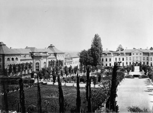 Orangerie 1858