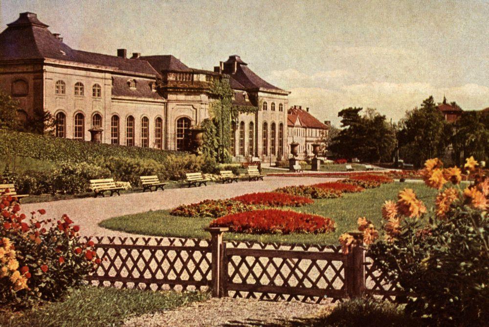 Orangerie 1962