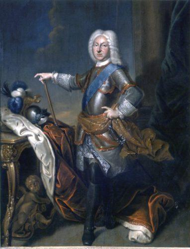 Herzogs Friedrich II. von Sachsen-Gotha-Altenburg