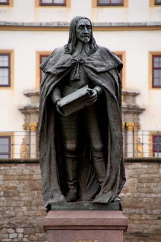 Ernst I. Denkmal